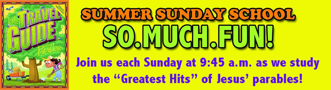 summersundayschool
